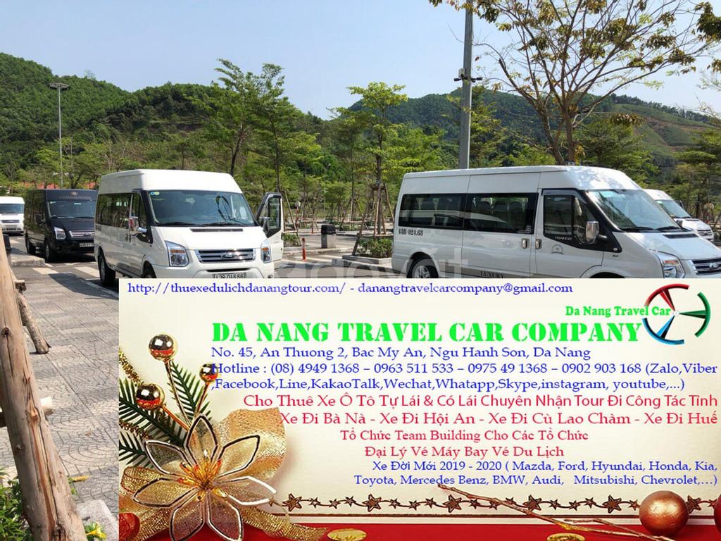 Dịch vụ thuê ô tô tại Đà Nẵng travel car thuê xe tự lái dịch vụ