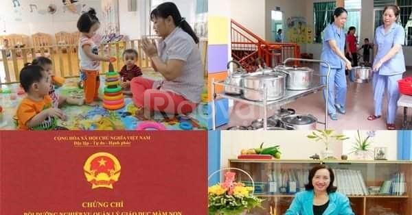 Tuyển sinh trung cấp sư phạm mầm non tại Bình Phước năm 2020