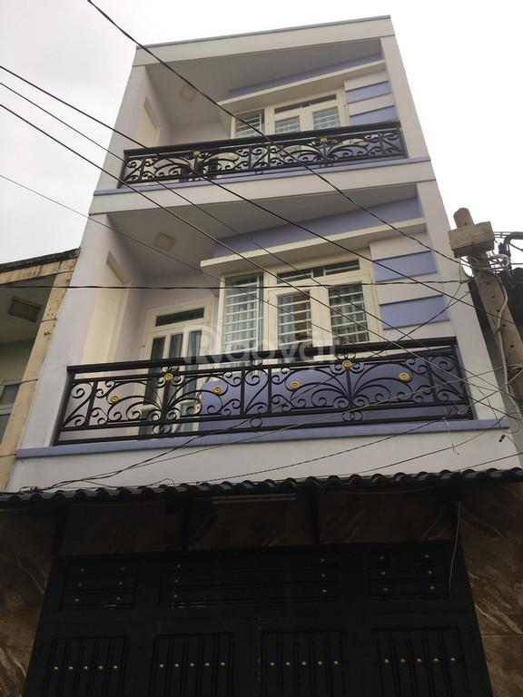 Bán nhà đẹp 2 tấm Bình Hưng Hòa A Quận Bình Tân