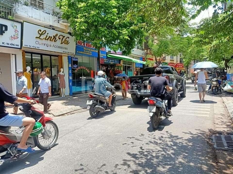 Bán nhà phố quận Hai Bà Trưng