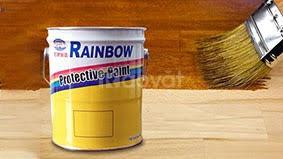 Cửa hàng bán sơn chịu nhiệt RainBow giá rẻ Sài Gòn