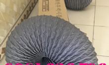 Ống gió mềm vải có lõi thép hút bụi, hút khí giá rẻ