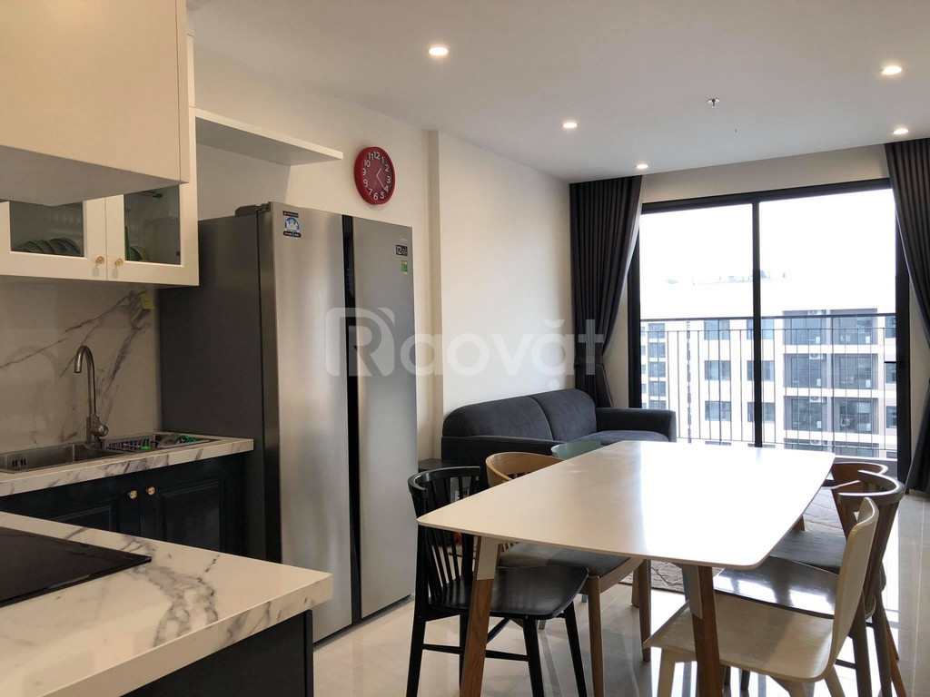 Cho thuê chung cư 2 phòng ngủ đủ đồ giá 8 tr/tháng (ảnh 1)