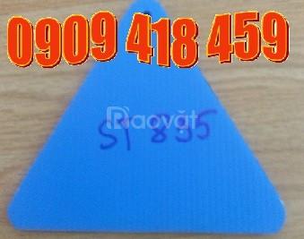 Tấm nhựa PP Danpla, tấm nhựa carton màu xanh Tại Tp. HCM