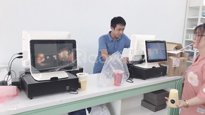 Thiết bị tính tiền giá rẻ cho Shop Mỹ Phẩm tại Phan Thiết