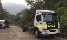 Xe tải thùng bạt dài 8 mét giá rẻ miền nam faw 8 tấn thùng dài 8m