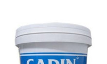 Tìm mở đại lý sơn chống nóng Cadin màu xanh ngọc giá rẻ cho mái tôn