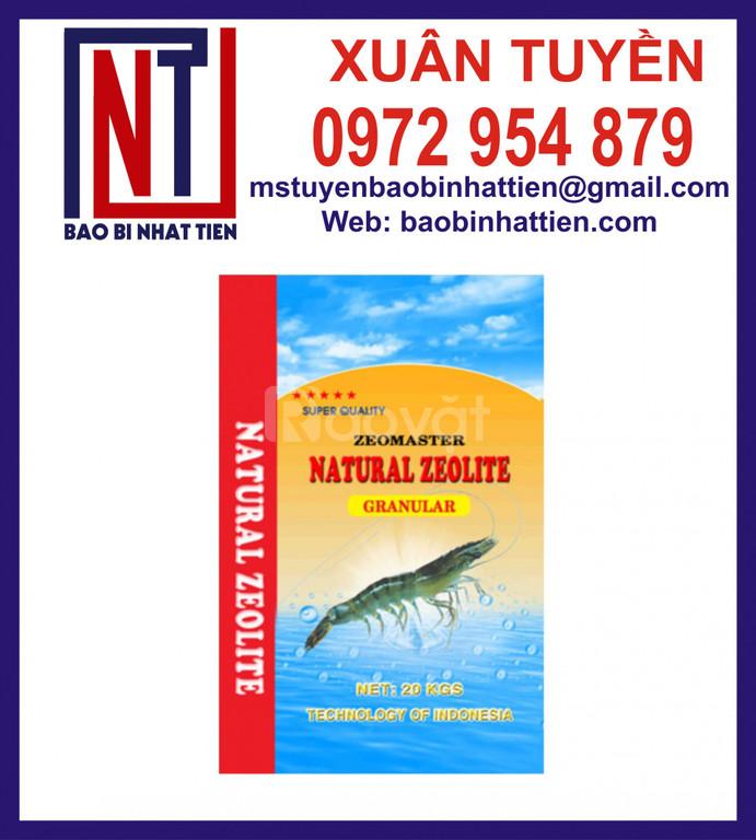 Chuyên in bao bì thức ăn thủy sản