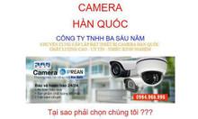 Cung cấp camera Hàn Quốc giá rẻ tại TP HCM