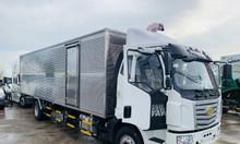 Xe tải 8 tấn thùng dài 10 mét chuyên chở palet | faw 8 tấn nhập khẩu.