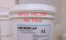 Microcat AL: Vi sinh bột giúp xử lý đáy ao nuôi, nhập khẩu từ Mỹ