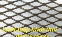 Lưới thép hình thoi, lưới thép mắt cáo