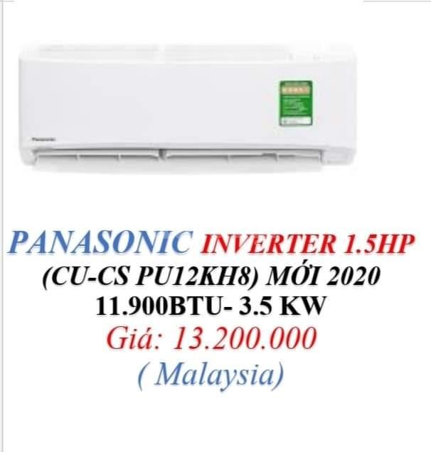 Máy lạnh treo tường Panasonic  Inverter -  1HP