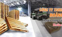 Chuyên cung cấp pallet gỗ đồng nai chất lượng
