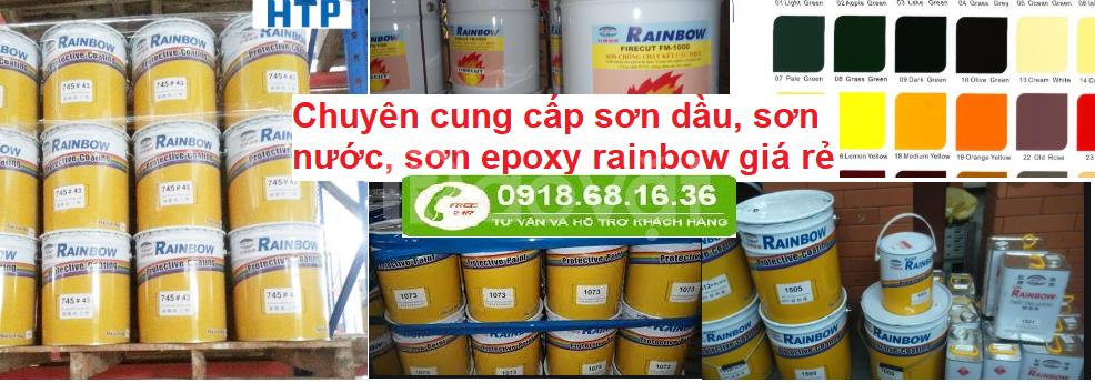 Muốn mua sơn epoxy rainbow cho công trình tại Bình Thuận