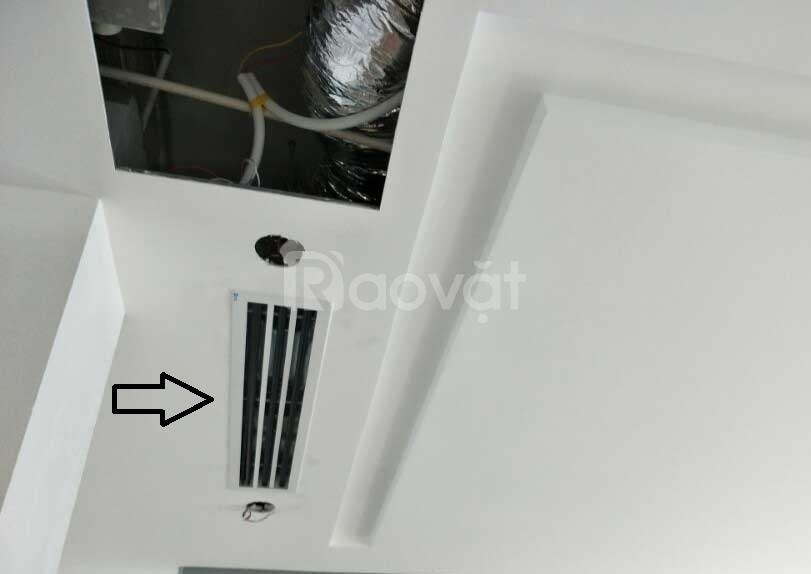 Máy lạnh giấu trần Daikin FBA140BVMA/RZF140CVM sử dụng dòng Gas R32