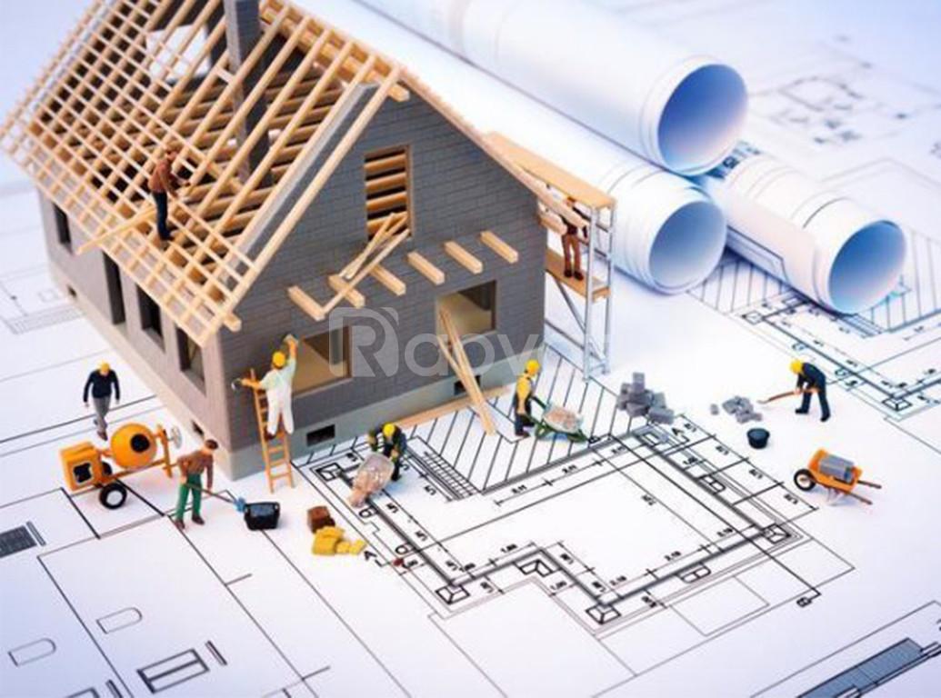 Thiết kế nhà đẹp, giá rẻ, quận 12, Hóc Môn, Bình Tân