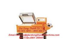 Máy đóng gói rút màng co 2 trong 1 FM-3028 rẻ M.Nam, M.Trung, C.Nguyên