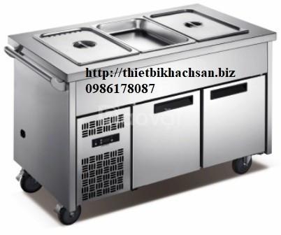 Bàn giữ lạnh và nóng FRBMT-1207