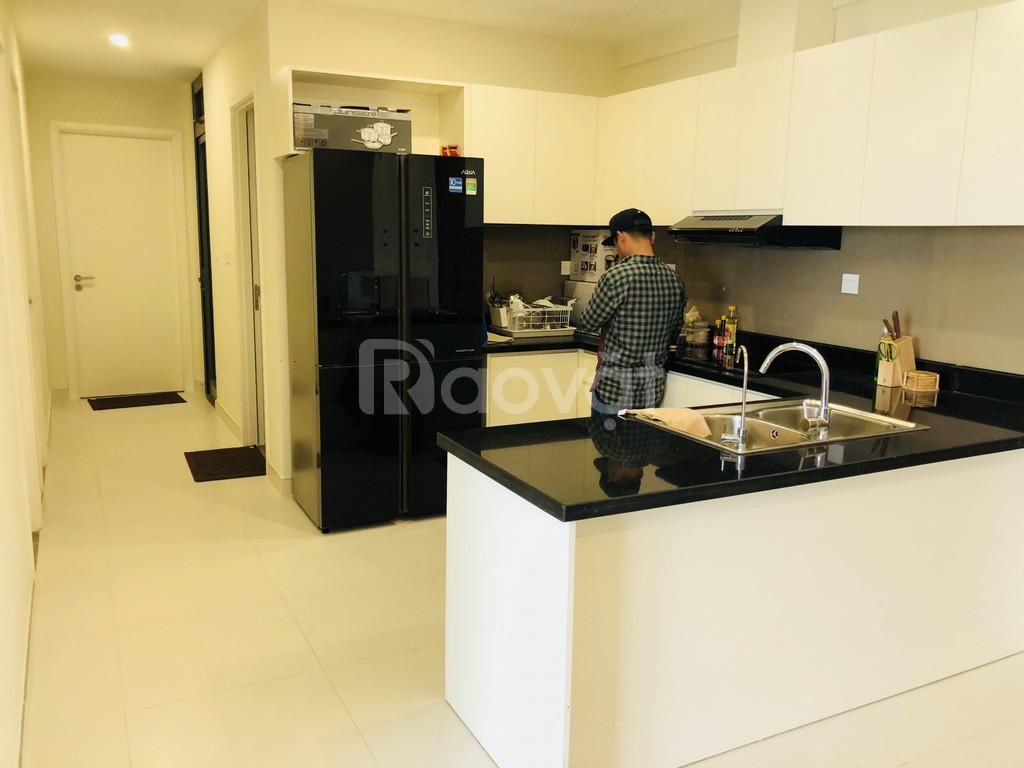 Cho thuê gấp căn hộ 3pn tại  Charmington trung tâm quận 10