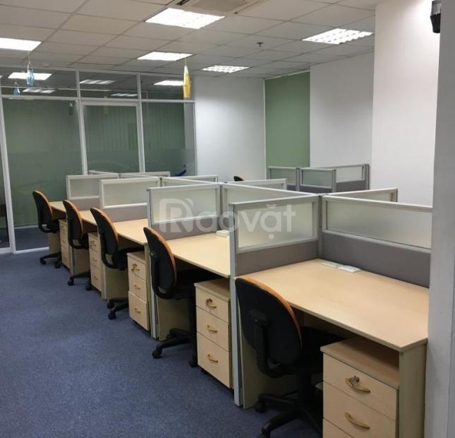 Văn phòng chia sẻ, chỗ ngồi làm việc tại Cầu Giấy chỉ 1.3 triệu/tháng (ảnh 1)