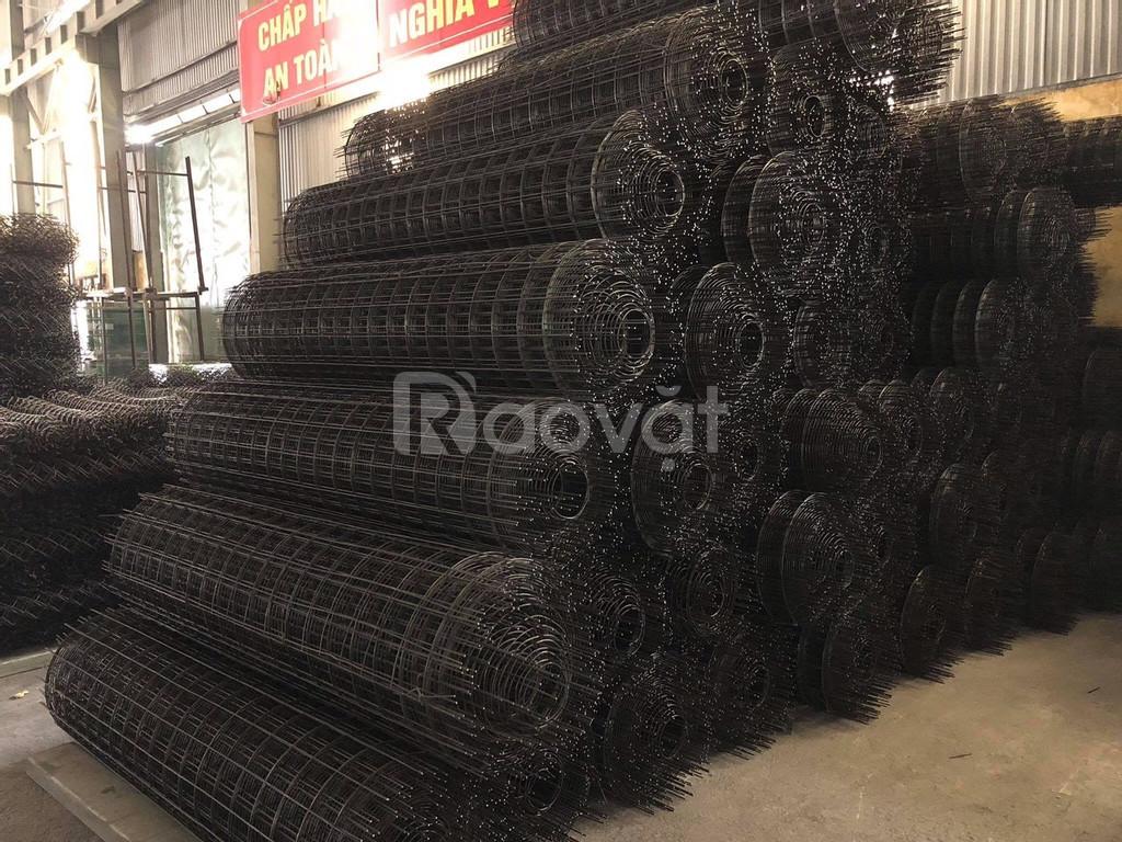 Đơn vị sản xuất lưới thép hàn đổ sàn phi 5 mắt 100,mắt 150,mắt 200 (ảnh 4)