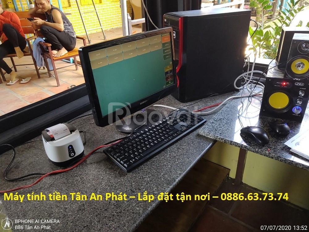 Lắp đặt tân nơi phần mềm tính tiền cho quán trà chanh Nghệ An giá rẻ