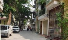 Bán đất tặng nhà nhà rất gần ô tô đỗ ngõ 210 Đội Cấn Ba Đình