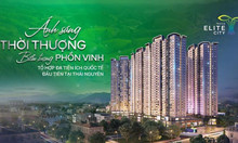 Với 250 triệu sở hữu ngay căn hộ hạng A tại tp.Thái Nguyên