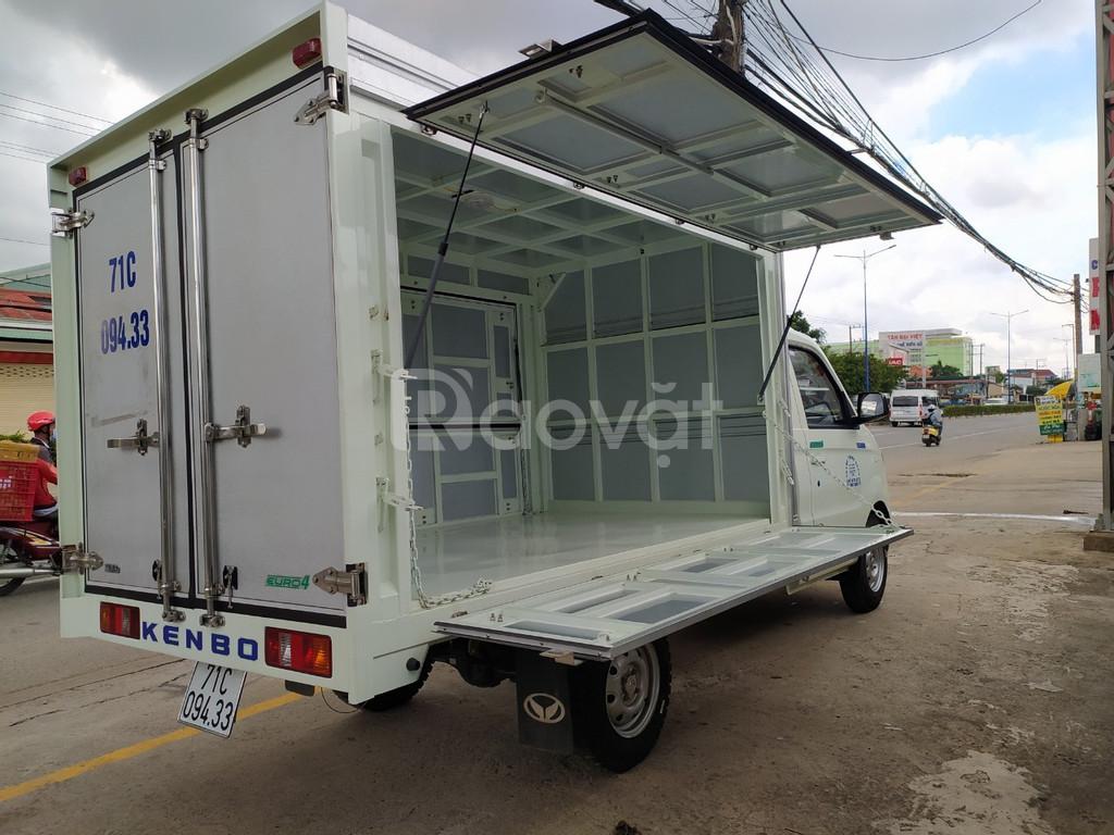 Xe tải bán hàng lưu động - KENBO 900kg | đại lý xe tải trung quốc