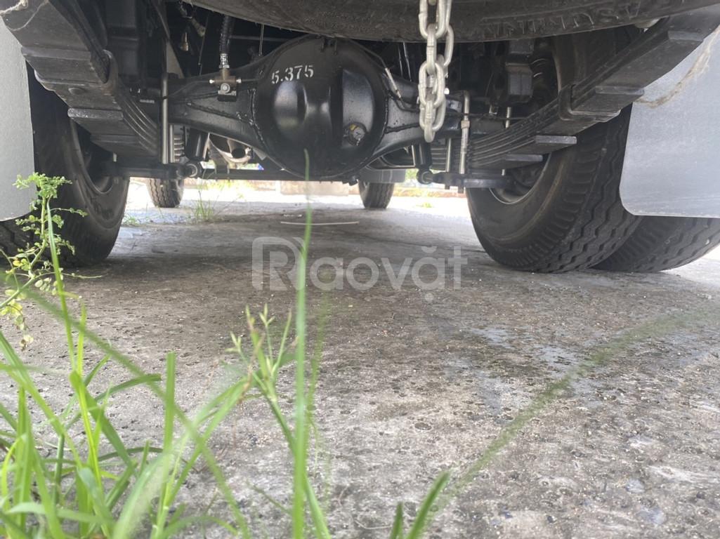 Giá xe tải Jac máy dầu may xăng, xe tải Jac 990Kg, xe tải dưới 1 tấn