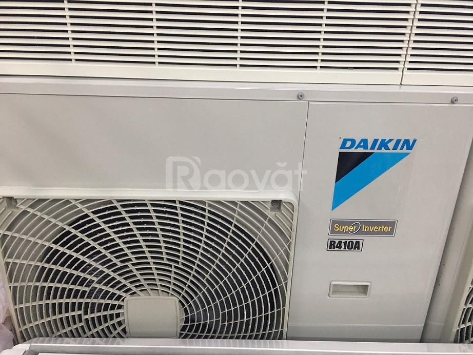 Thanh lý máy lạnh áp trần Daikin Inverter 4hp/4 ngựa - Mới 95%