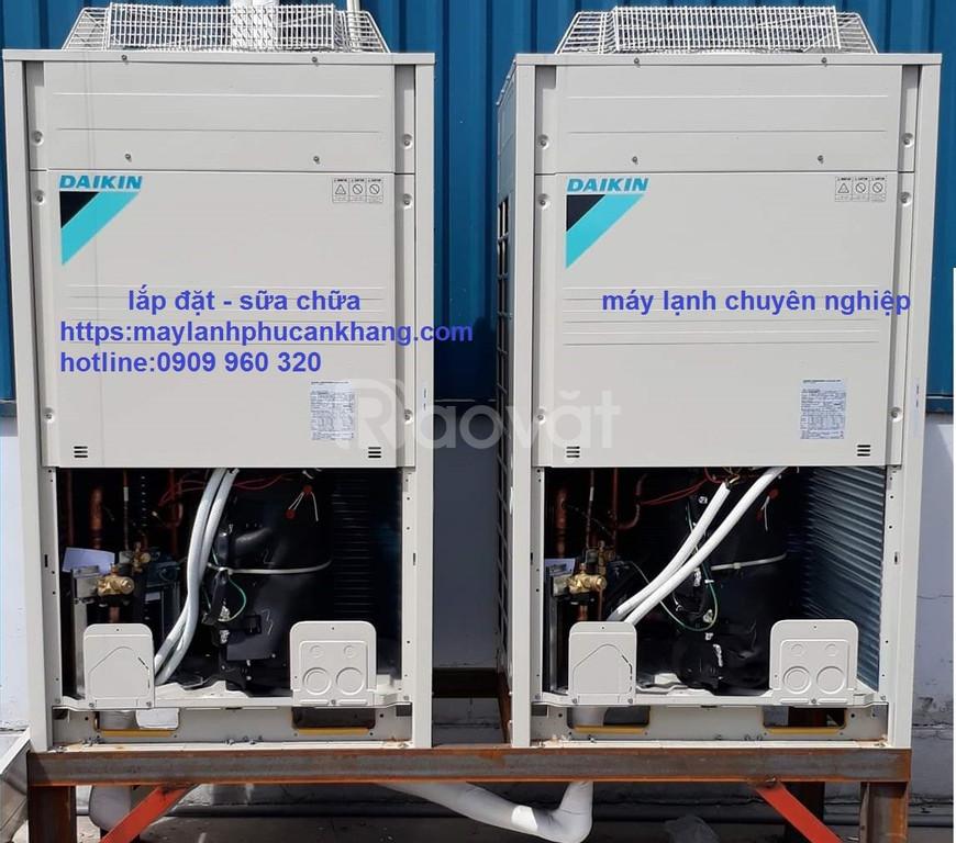 Vệ sinh máy máy lạnh chuyên nghiệp, tận tình tại Tp.HCM