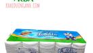 Giấy vệ sinh cao cấp 3 lớp Linh An giá sỉ, giấy vệ sinh khách sạn (ảnh 1)
