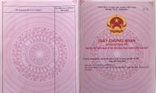 Bán nền đất biệt thự xã Long Phước- Long Thành, sổ hồng riêng