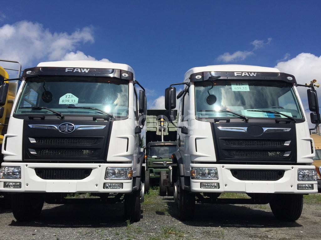 Giá xe tải faw 8 tấn thùng dài 8 mét , bảng giá faw 2020.