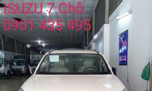 Isuzu Mu-x KM 50% trc bạ, tự động, máy dầu 1.9 turbo, nhập Thái Lan