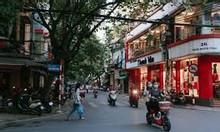 Bán nhà phố Trần Nhân Tông, 40m, 5m mặt tiền, kd 19 tỷ