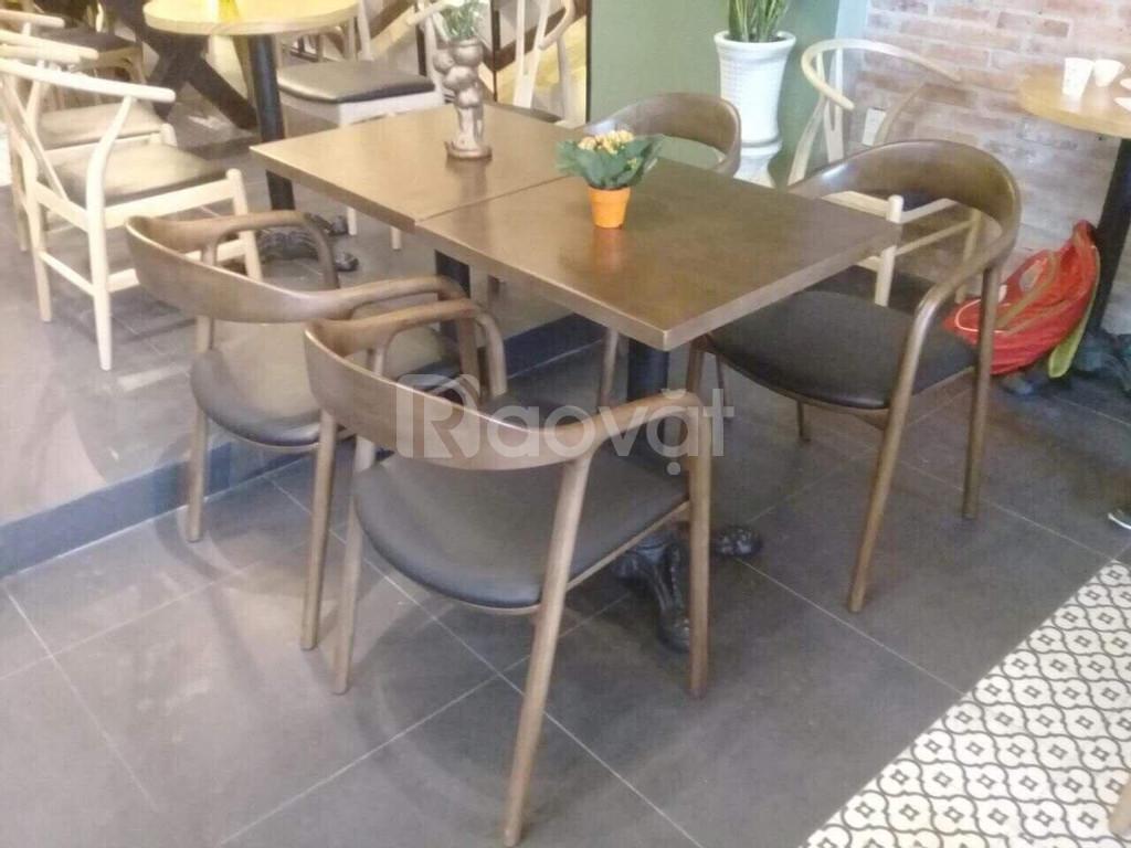 Bàn ghế cafe, nhà hàng, khách sạn giá xưởng (ảnh 4)