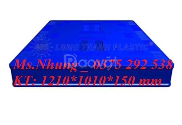 Pallet nhựa long thành giá rẻ 0375 292 538