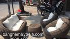 Bàn ghế sò nhựa giả mây (ảnh 7)