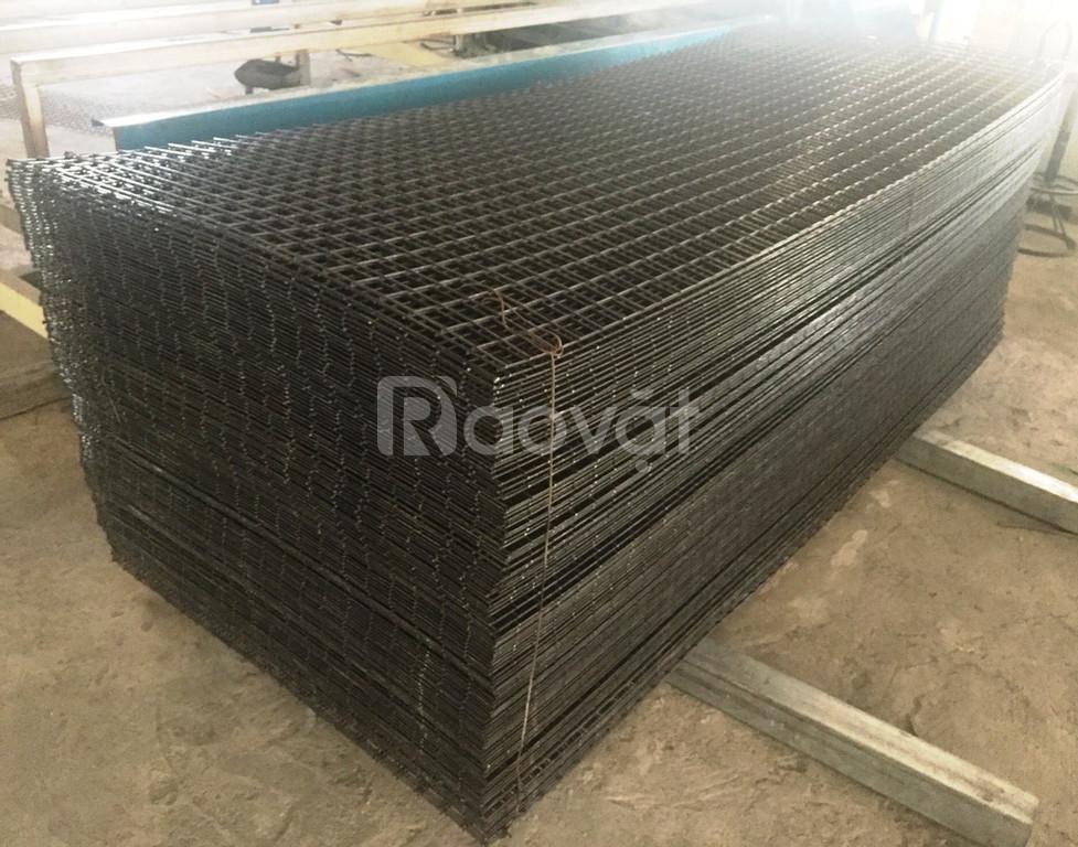 Đơn vị sản xuất lưới thép hàn đổ sàn phi 5 mắt 100,mắt 150,mắt 200 (ảnh 1)