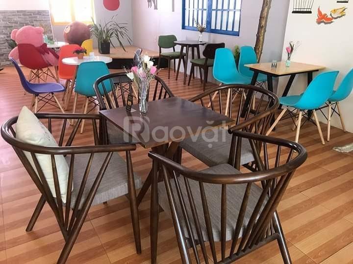 Bàn ghế cafe, nhà hàng, khách sạn giá xưởng (ảnh 7)