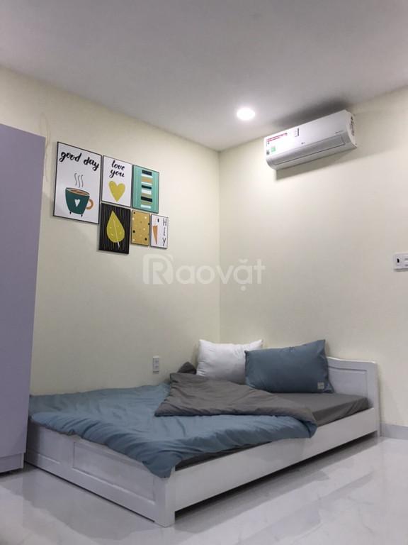 Cho thuê phòng giá tốt, phòng mới 100%, full nội thất tại Bình Thạnh