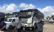 Xe tải 8 tấn thùng dài 10 mét chuyên chở palet, xe faw 8 tấn nhập khẩu