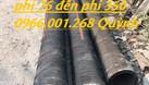 Địa chỉ cung cấp ống cao su lõi thép hút cát phi 200,phi 220,phi 250 (ảnh 7)