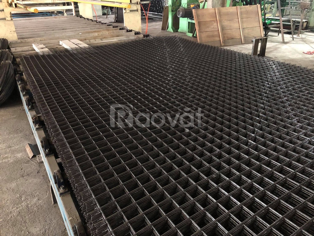 Đơn vị sản xuất lưới thép hàn đổ sàn phi 5 mắt 100,mắt 150,mắt 200 (ảnh 3)