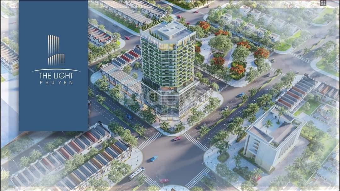 Chung cư tại thành phố Tuy Hòa
