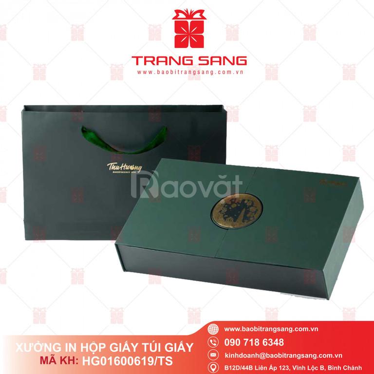 Thiết kế & in hộp bánh trung thu cao cấp rẻ đẹp tại Bao bì Trang Sang (ảnh 7)