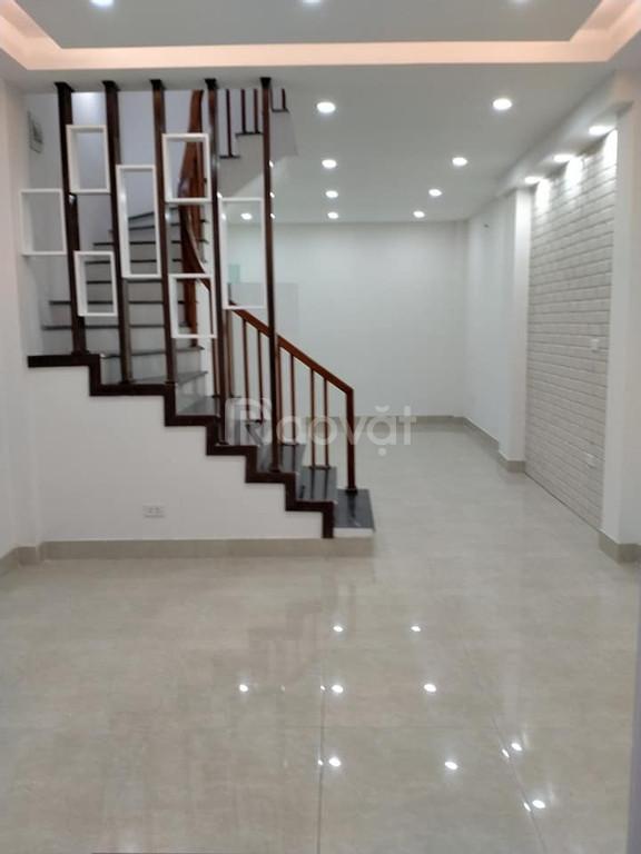 Nhà Khương Đình, Thanh Xuân 4 tầng, 3 tỷ lô góc, 2 mặt thoáng (ảnh 1)